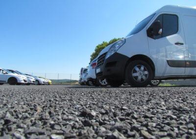 parking de location de vehicules-location de vehicules-saint laurent auto-aude